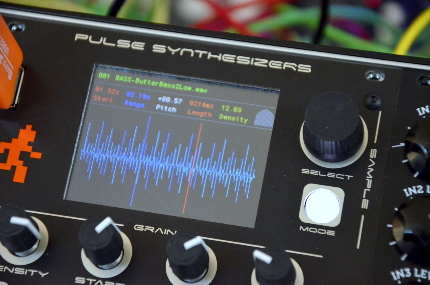 Pulse Synthesizers Load Runner bild 2